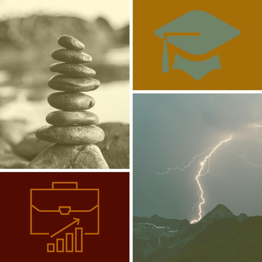 Psychotherapeutische Erfahrung und akademischer Werdegang